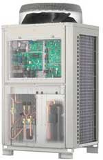 Наружный блок VRF-системы Mitsubishi Electric