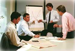 Выработка управленческого решения