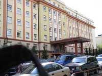 Вентиляция зданий ВГТРК - улица Ямского поля