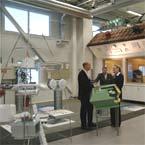 Новый Центр научных исследований и проектирования Systemair